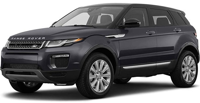 Land Rover Range Rover Evoque SE 2019 Price in Egypt