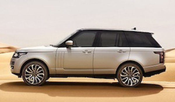 Land Rover Range Rover Vogue SDV8 4.4L Price in Qatar