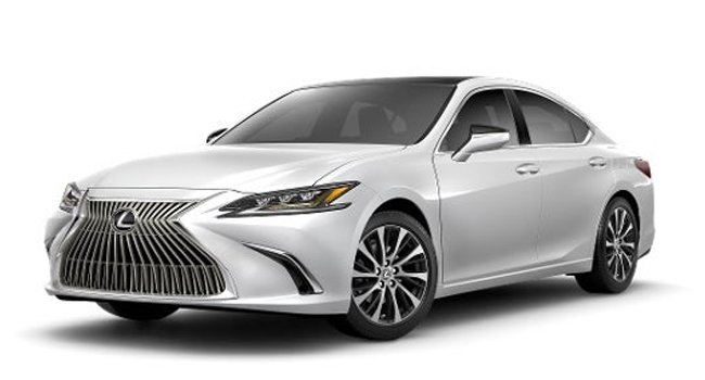 Lexus ES 350 Luxury 2021 Price in Nigeria