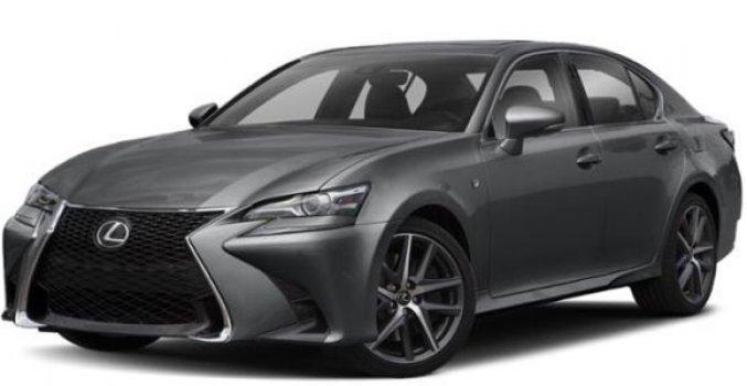 Lexus GS 350 F SPORT 2020 Price in Indonesia