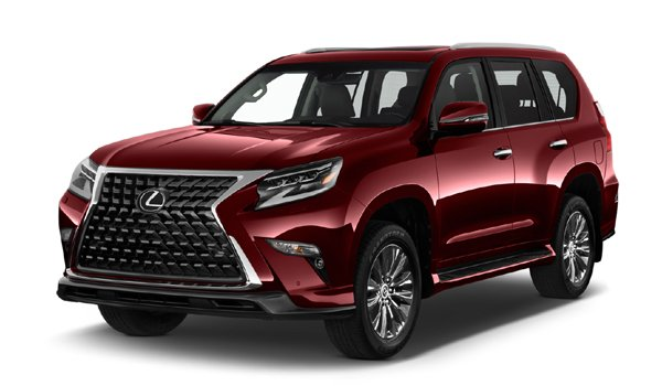 Lexus GX 460 2021 Price in Greece