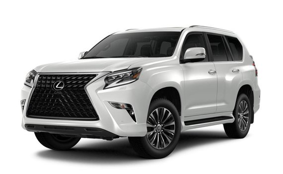 Lexus GX 460 Luxury 2021 Price in South Korea