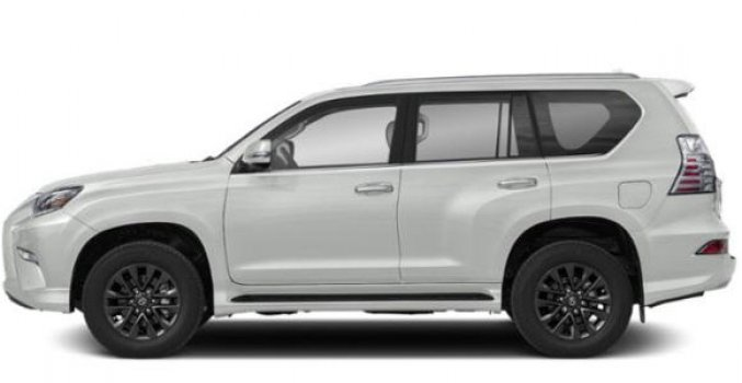 Lexus GX 460 Luxury 4WD 2020 Price in China