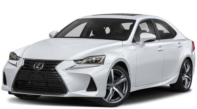 Lexus IS 350 2020 Price in Macedonia