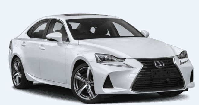 Lexus IS 350 F SPORT 2020 Price in Macedonia