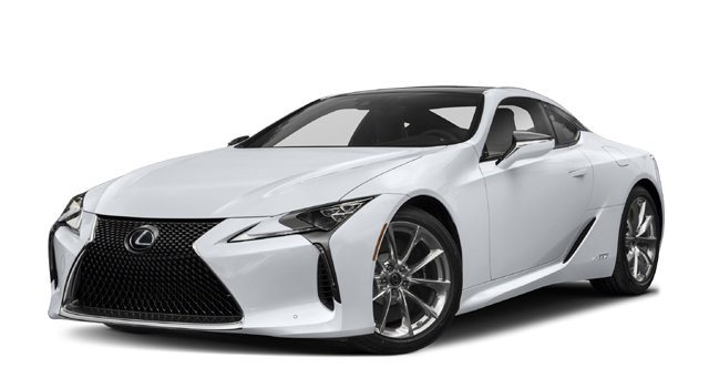 Lexus LC 500h 2021 Price in Europe