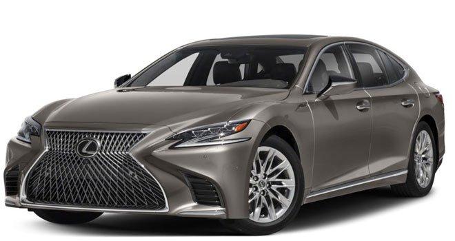 Lexus LS 500 2020 Price in Macedonia
