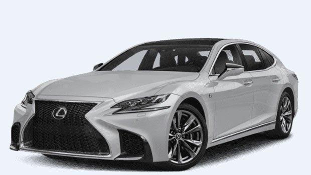 Lexus LS 500 F SPORT 2020 Price in Macedonia