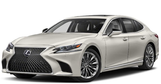 Lexus LS 500h AWD 2020 Price in China