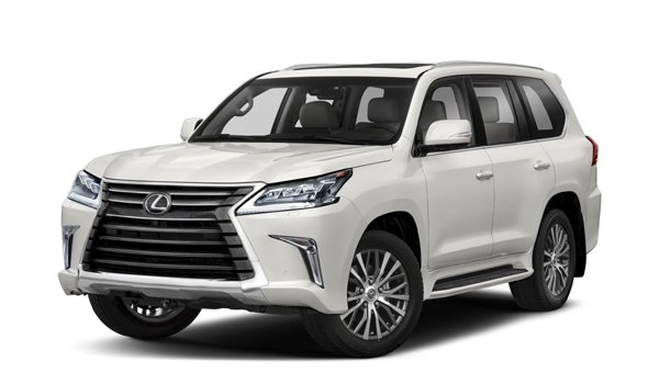 Lexus LX 570 Two Row 2021 Price in Singapore