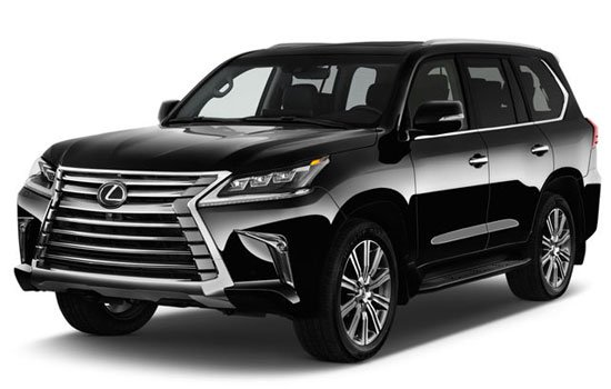 Lexus LX 570 Two Row 4WD 2020 Price in Ethiopia