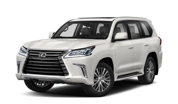 Lexus LX 570 Two Row 4WD 2021 Price in Vietnam