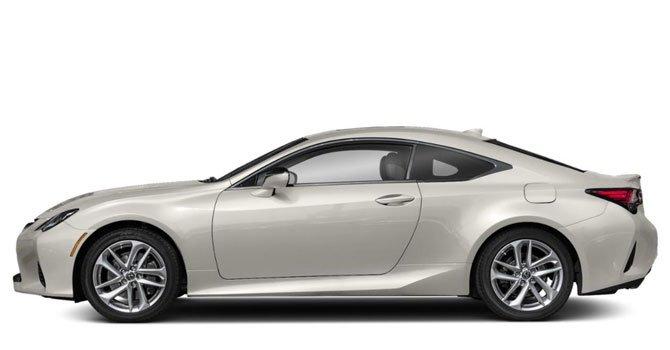 Lexus RC 300 2020 Price in Canada