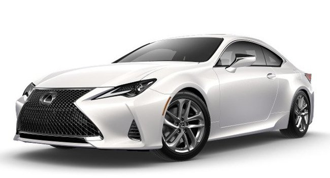 Lexus RC 350 AWD 2021 Price in Iran