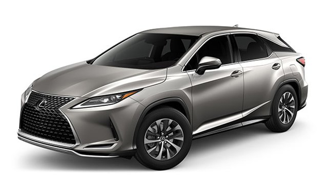 Lexus RX 350 2021 Price in Russia