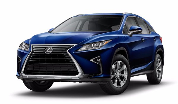 Lexus RX 350 F SPORT Appearance AWD 2021 Price in Hong Kong