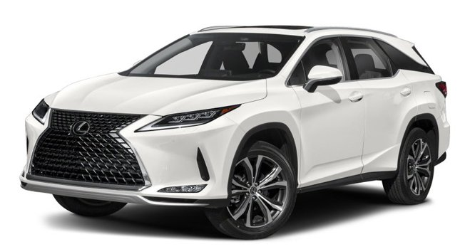 Lexus RX 350L AWD 2021 Price in South Korea