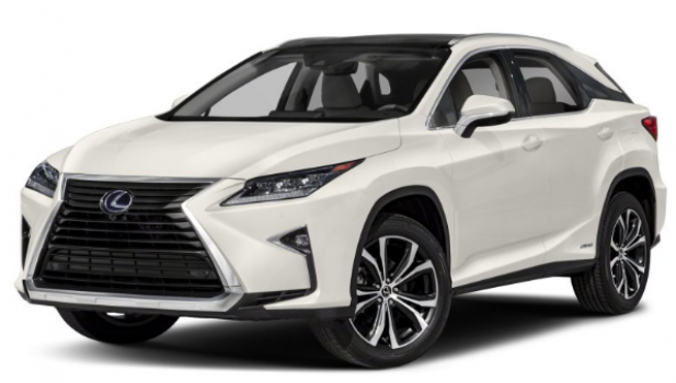 Lexus RX 450h 2019 Price in Vietnam
