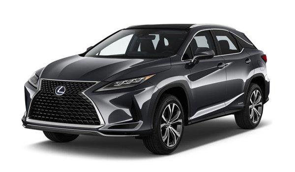 Lexus RX Hybrid 450hL 2021 Price in Nigeria