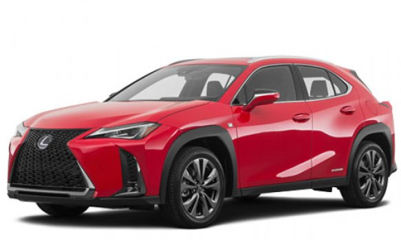 Lexus UX 250h F SPORT 2020 Price in Netherlands