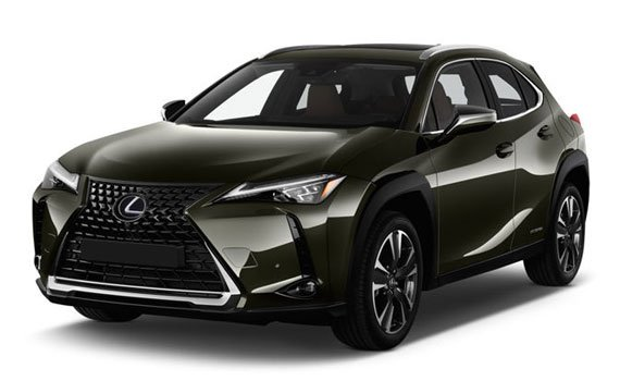 Lexus UX Hybrid 250h F SPORT 2020 Price in France