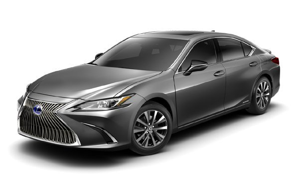 Lexus ES 300h Luxury 2021 Price in Japan