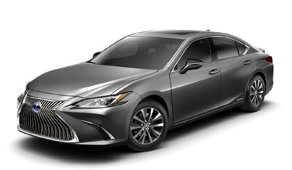 Lexus ES 300h Ultra Luxury 2021 Price in Nigeria
