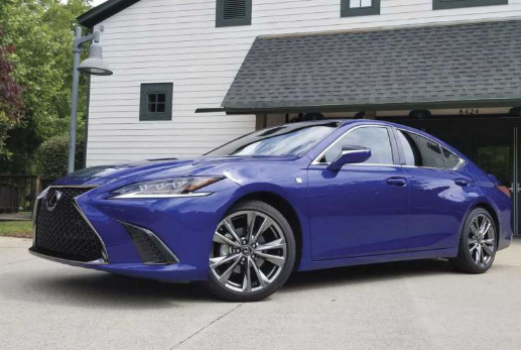 Lexus ES 350 F Sport 2019 Price in Pakistan