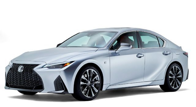 Lexus IS 350 F Sport 2021 Price in Nigeria