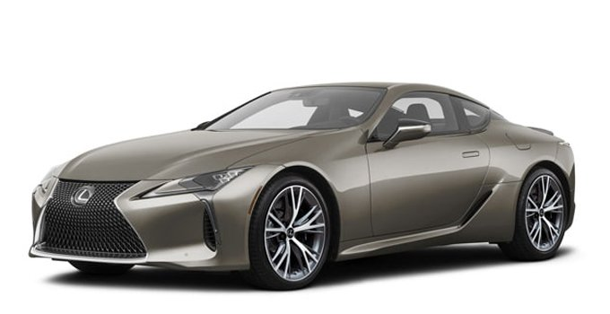 Lexus LC 500 2022 Price in USA