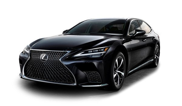 Lexus LS 500 F Sport 2021 Price in China