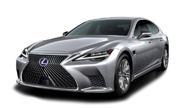 Lexus LS 500h 2022 Price in Thailand