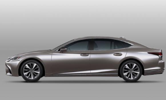 Lexus LS 500h AWD 2018 Price in Canada