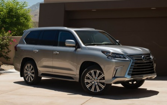 Lexus LX 570 2019 Price in Saudi Arabia