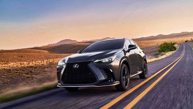 Lexus NX 350 2022 Price in Saudi Arabia
