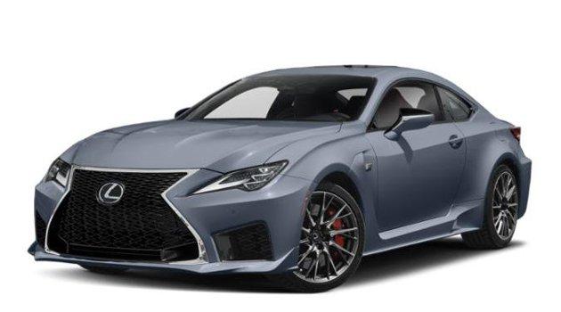 Lexus RC F Track 2021 Price in South Korea
