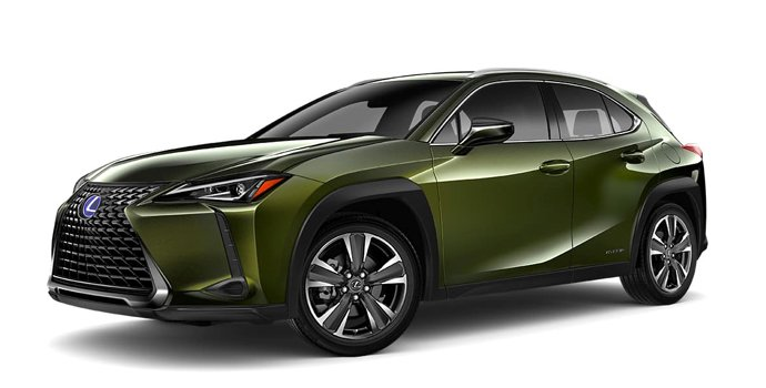 Lexus UX 250h 2021 Price in Iran