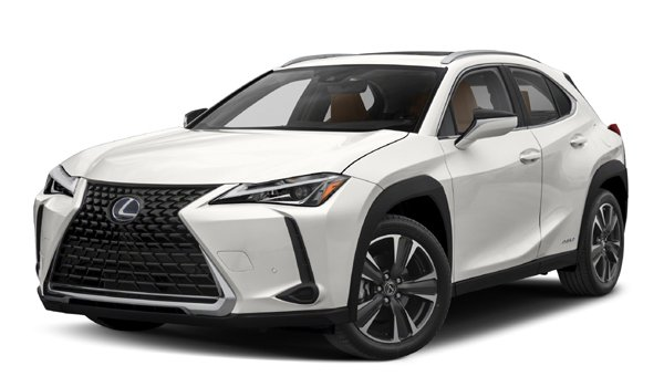 Lexus UX 250h Luxury 2021 Price in Nepal