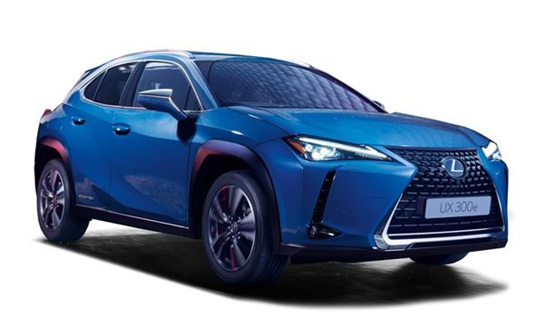 Lexus UX 300e 2021 Price in Norway