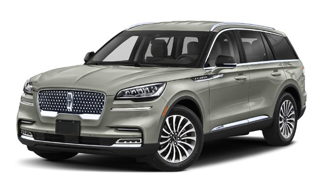 Lincoln Aviator Black Label 2021 Price in Thailand
