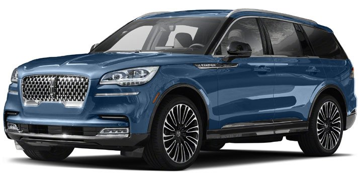 Lincoln Aviator Reserve AWD 2020 Price in Iran