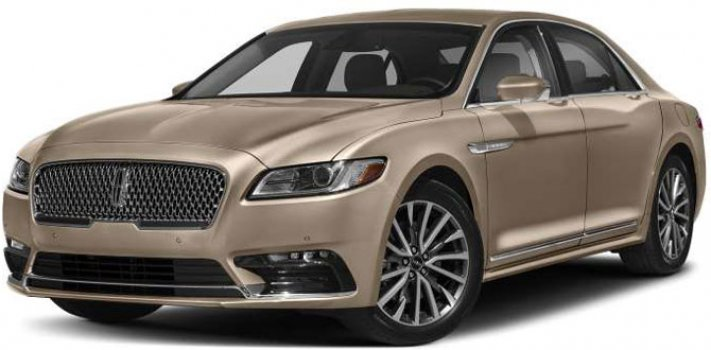 Lincoln Continental Standard 2020 Price in Russia
