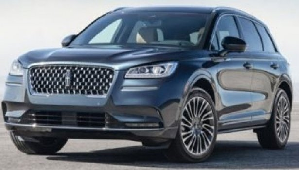 Lincoln Corsair Standard FWD 2020 Price in Russia