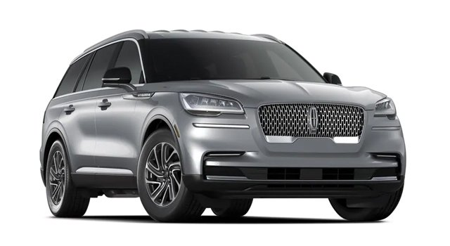 Lincoln Nautilus Reserve AWD 2021 Price in Russia