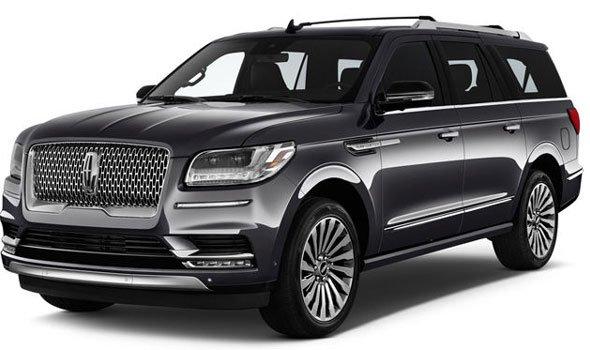 Lincoln Navigator Black Label 4x4 2020 Price in Russia
