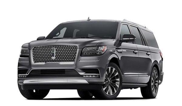 Lincoln Navigator L Standard 2022 Price in South Korea