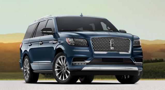 Lincoln Navigator Select 2019 Price in Russia