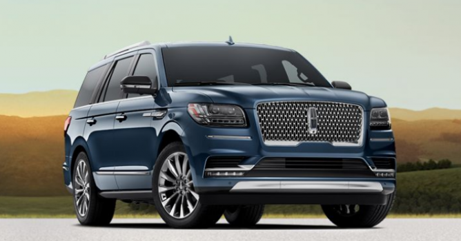 Lincoln Navigator Select L 2019 Price in Qatar