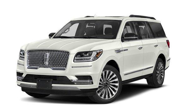 Lincoln Navigator Standard 4x2 2021 Price in Romania