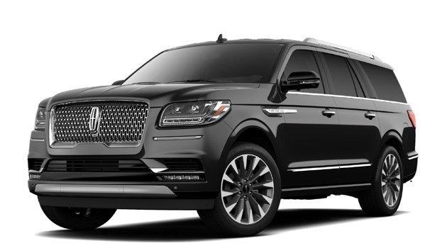 Lincoln Navigator L Reserve 2022 Price in South Korea
